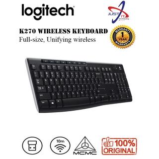 Logitech MK315 Quiet Wireless Keyboard [920-009068] | Shopee Malaysia