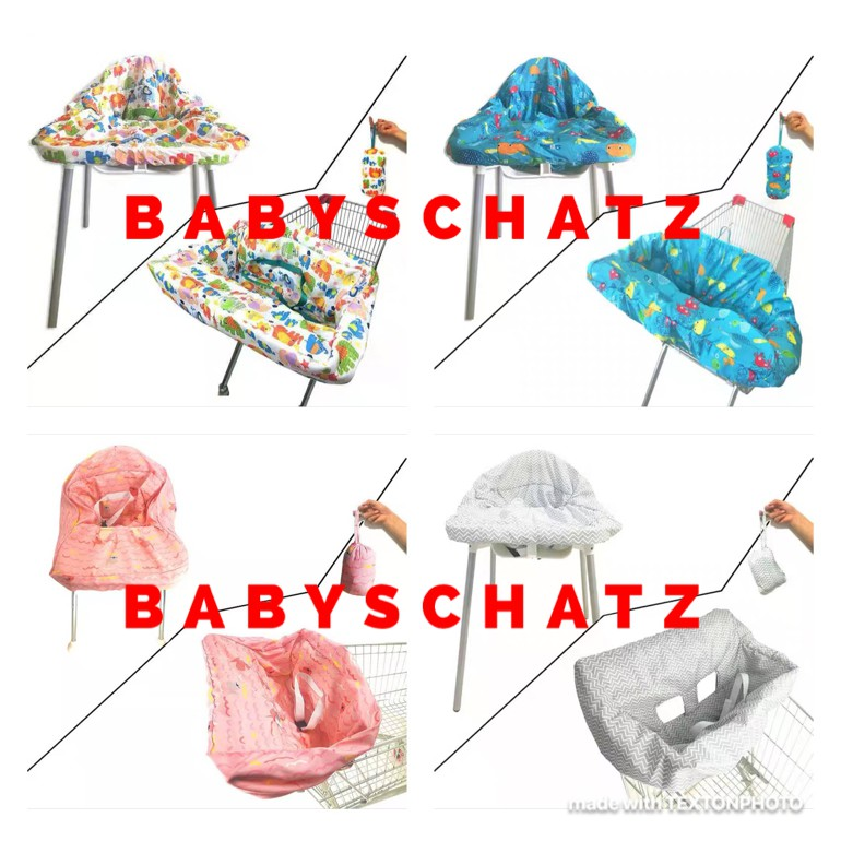 Baby Chair Cover / Antigerm Cover / High Chair Protective Cover