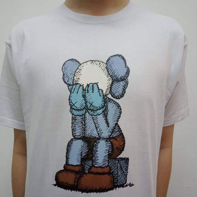KAWS (Short sleeve graphic T-shirt FS