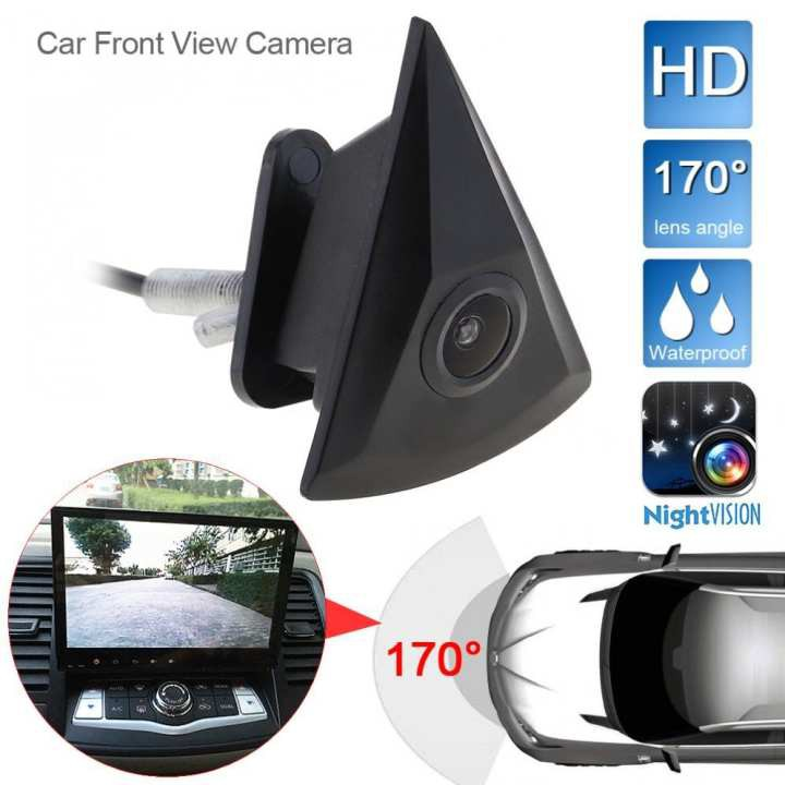 Mouldings & Trim Systematic Universal Car Rear Forward Side View Parking Reverse Backup Camera Night Vision