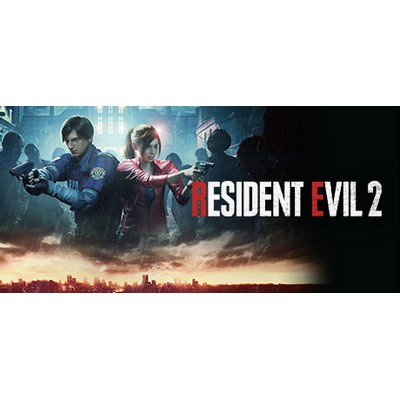 Resident Evil 2 - Offline PC Game with DVD