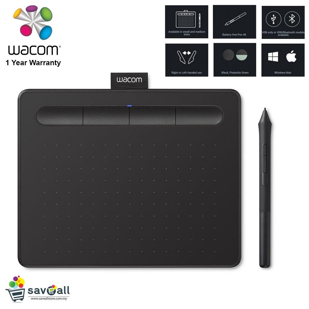 Wacom Intuos Black Small (CTL-4100/K0-CX)