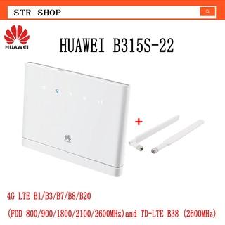 Huawei 4G ModemB315 B315S-22 4G Router Direct Sim MAke/Receive Call+
