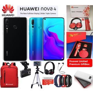 d5189a9a64687d HUAWEI Nova 4 [8RAM+128GB] 🎁Free Gifts🎁Original Huawei Malaysia | Shopee  Malaysia
