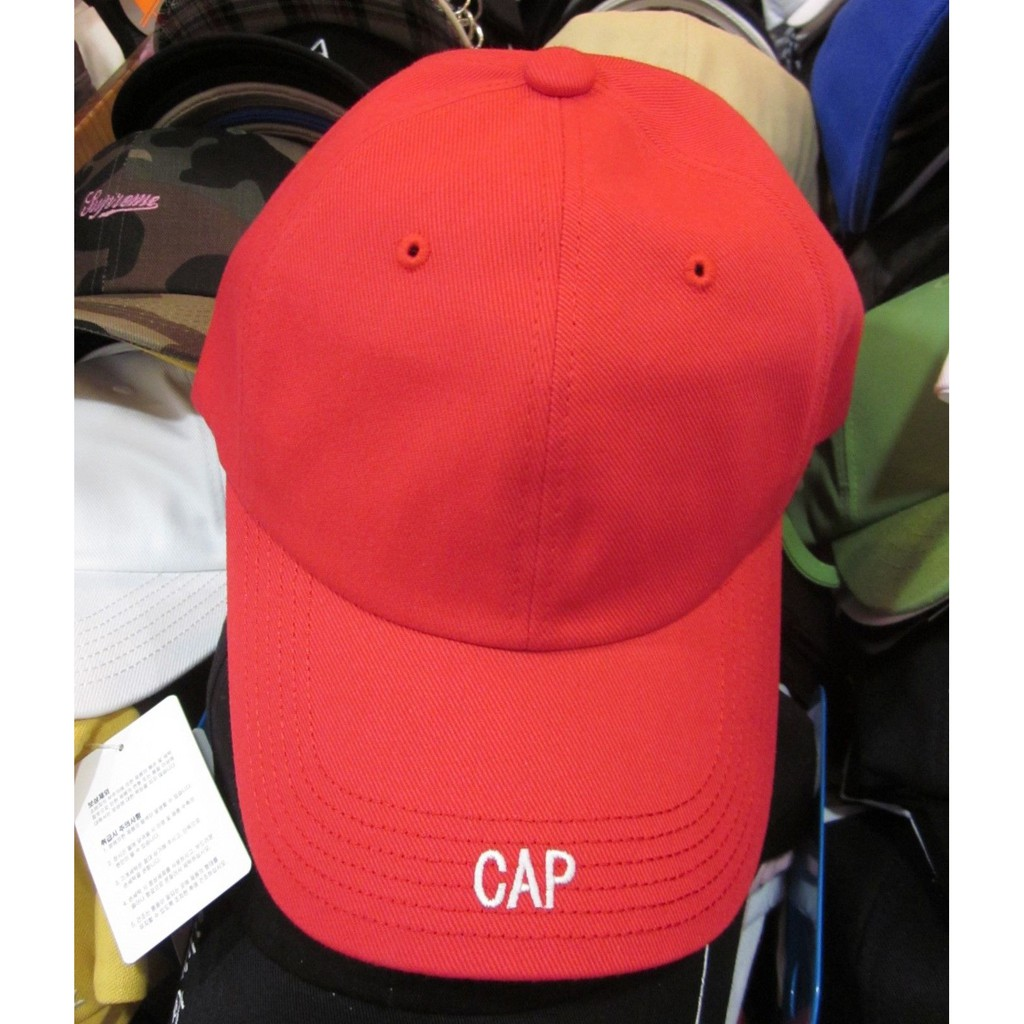 9491ad84680 OFF White Cap Sports Cap Baseball Cap Outdoor Golf Hat Hip Hip cap Korean  Style