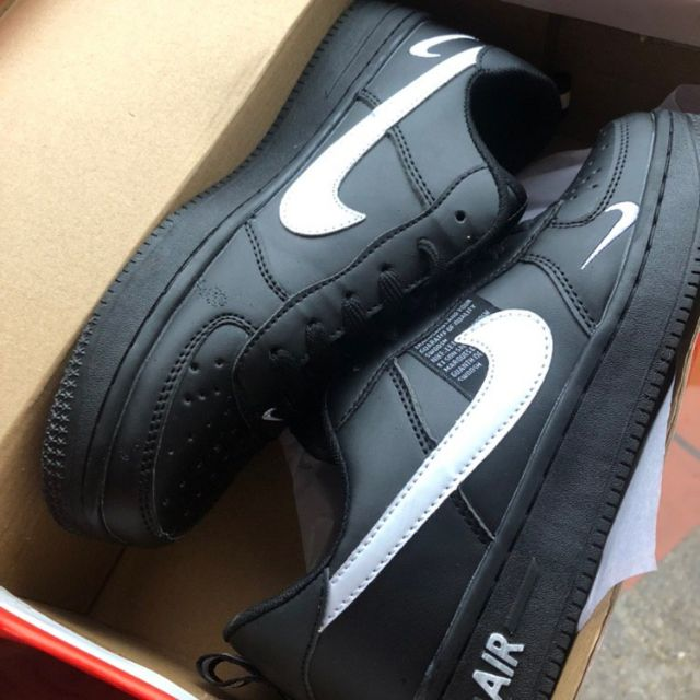💥READY STOCK💥Nike Air Force 1 UL Black White Low Top Casual Shoes
