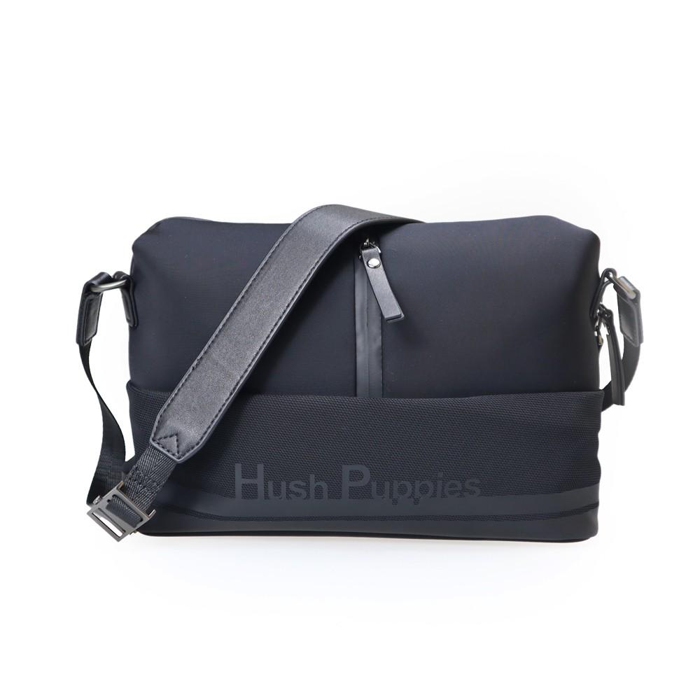 Hush Puppies Men's Bag - MICKY MESSENGER BAG - HPF10084BK