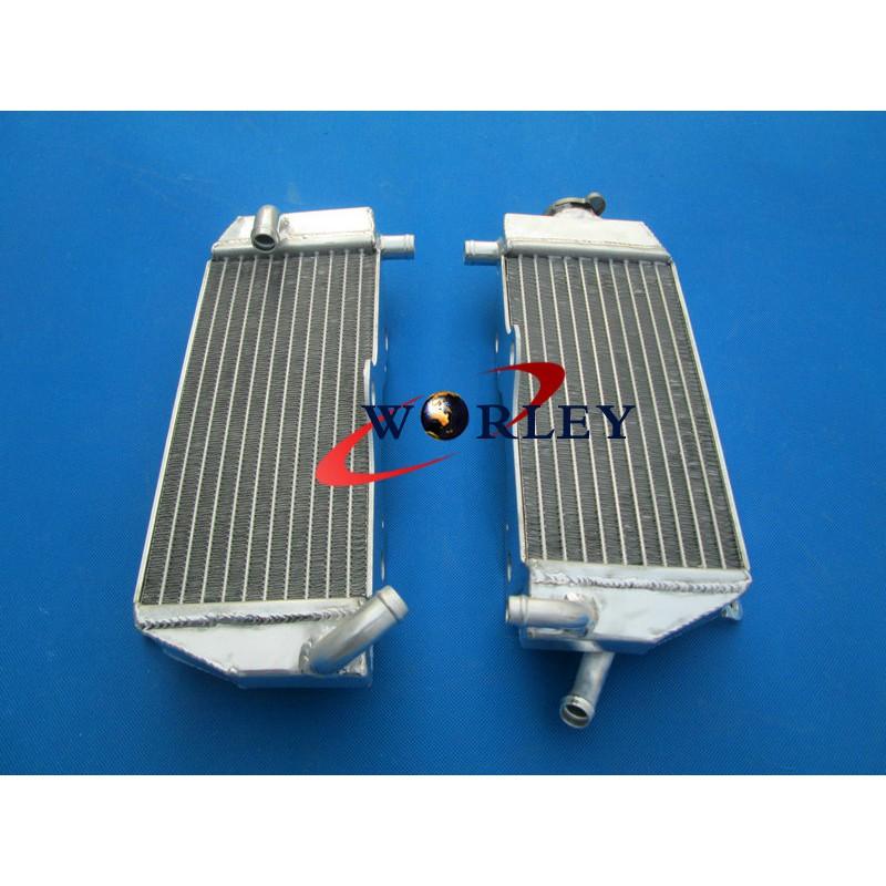 FOR YAMAHA YZ125 YZ 125 2002 2003 2004 Aluminum Radiator and hose