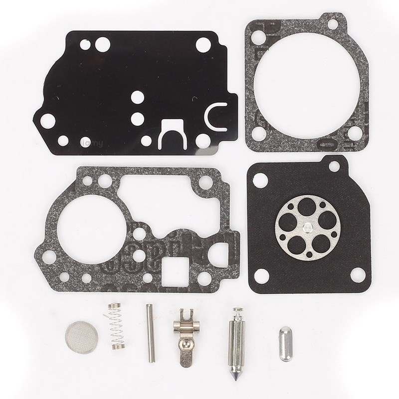 ✨jiamy✨Carburetor Carb Rebuild Kit F Zama Rb-141 Rb-142 C1u-H62 Homelite  Ryobi Trimmer