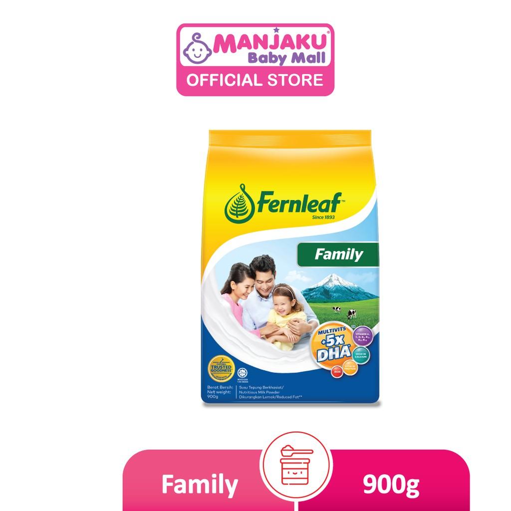 Fernleaf Family (900g)