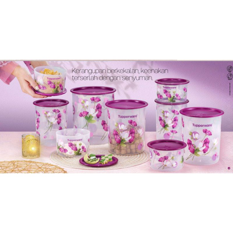 Royal Bloom One Touch Topper Junior
