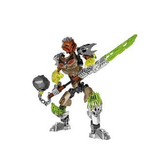 Lewa Jungle Keeper Bionicle Building Block Toy Set New Uxar Creature of Jungle