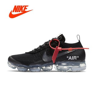 Fashion ready stock original OFF WHITE x Nike OW Vapormax AJ1 Air Max Presto AF