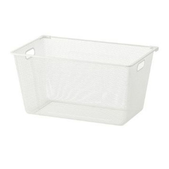 IKEA - ALGOT Basket Wire/Mesh/Box, (L)