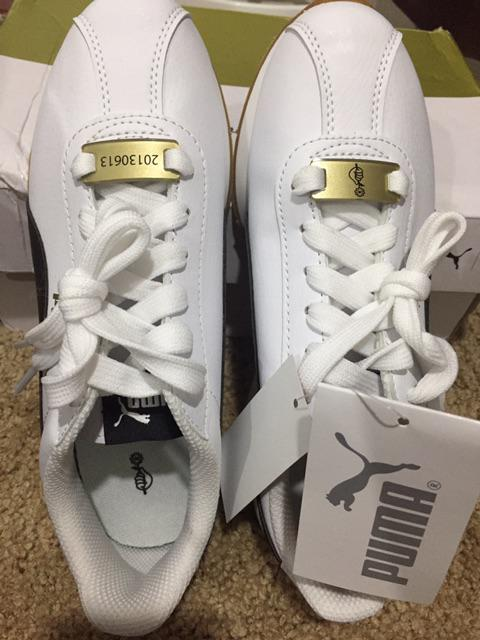 9cf3c6ad21be17 Superb service by the seller especially when the seller has offered me the  photocard of puma basket patent instead since the promotion for puma turin  is no ...
