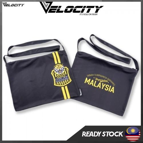 [READY STOCK] Velocity Velocool Sport Sling Bag Harimau Malaya For Men or Women
