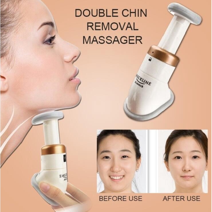 Neckline Slimmer Chin Massager Reduce Double Chin Jawline Durable | Shopee  Malaysia