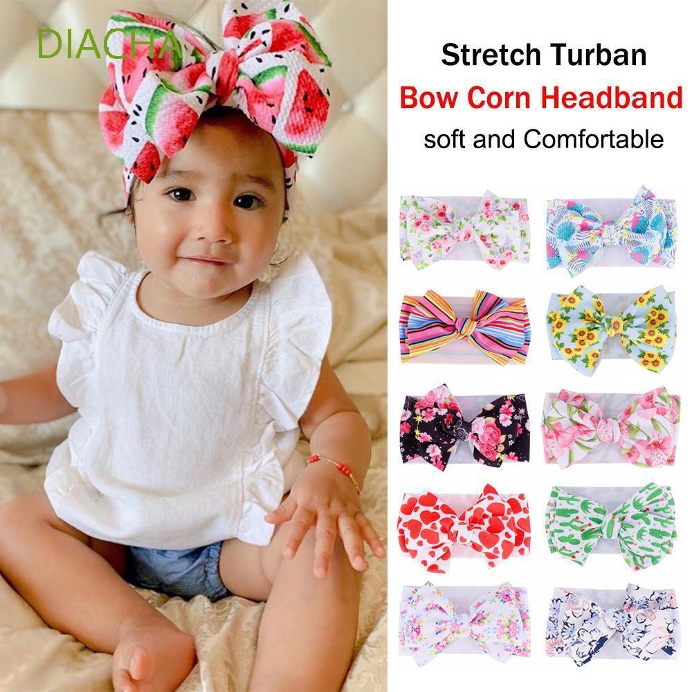 Turban knot Headbands Head Wraps Head Wraps Knot Headbands Baby Toddler LD