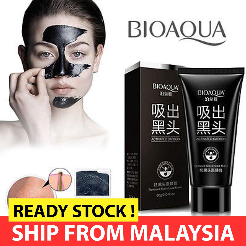 Bioaqua Mask Skincare Online Shopping Sales And Promotions Remove Blackhead Mud Lumpur Bio Aqua Health Beauty Sept 2018 Shopee Malaysia