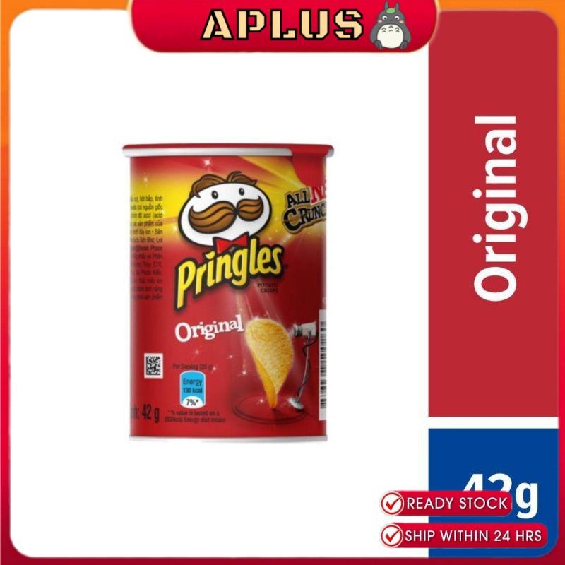 Pringles Potato Crisps Chips (42g) [Exp: Mei'21]