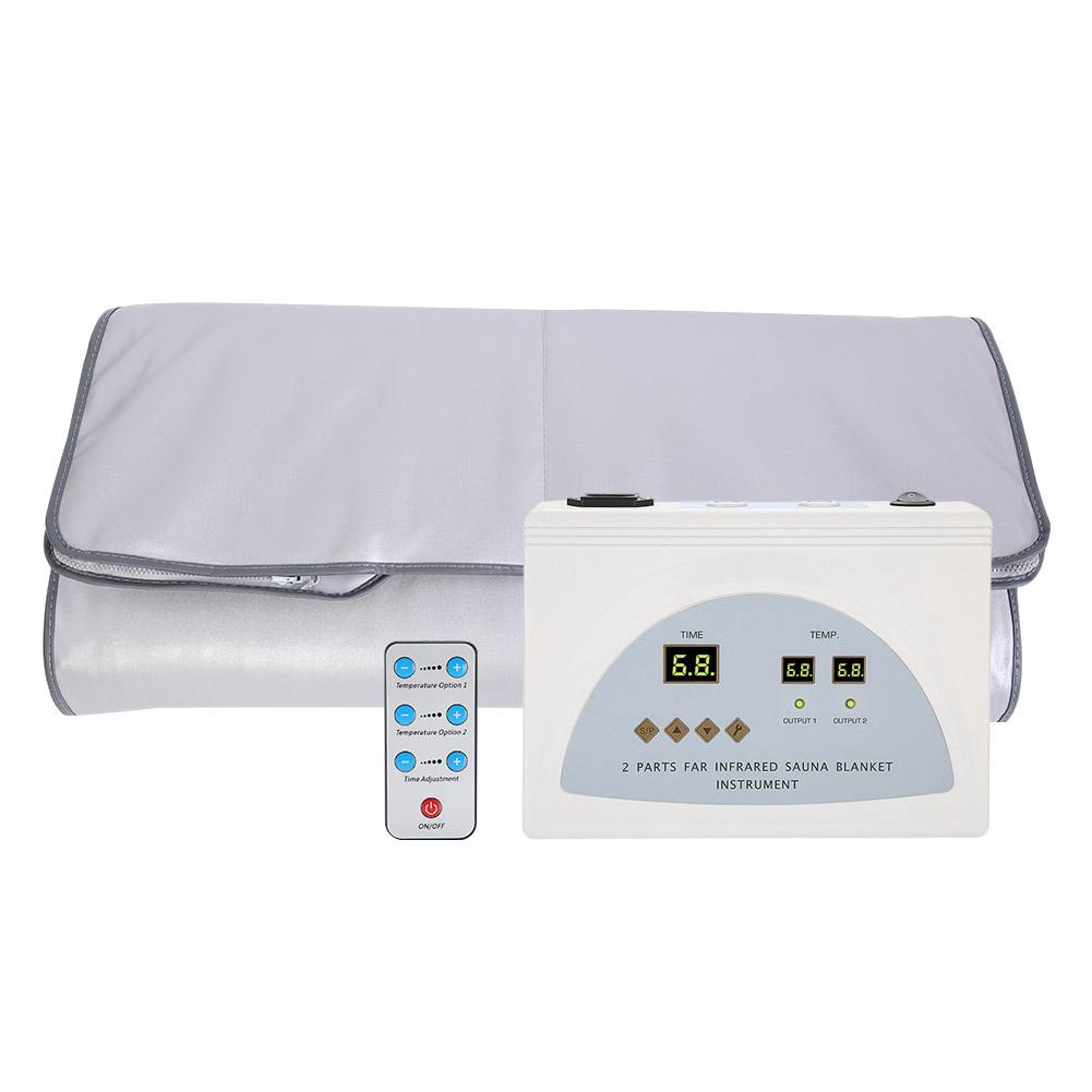 Body Shaper Far Infrared Sauna Blanket,Detox Weight Loss Slimming ...