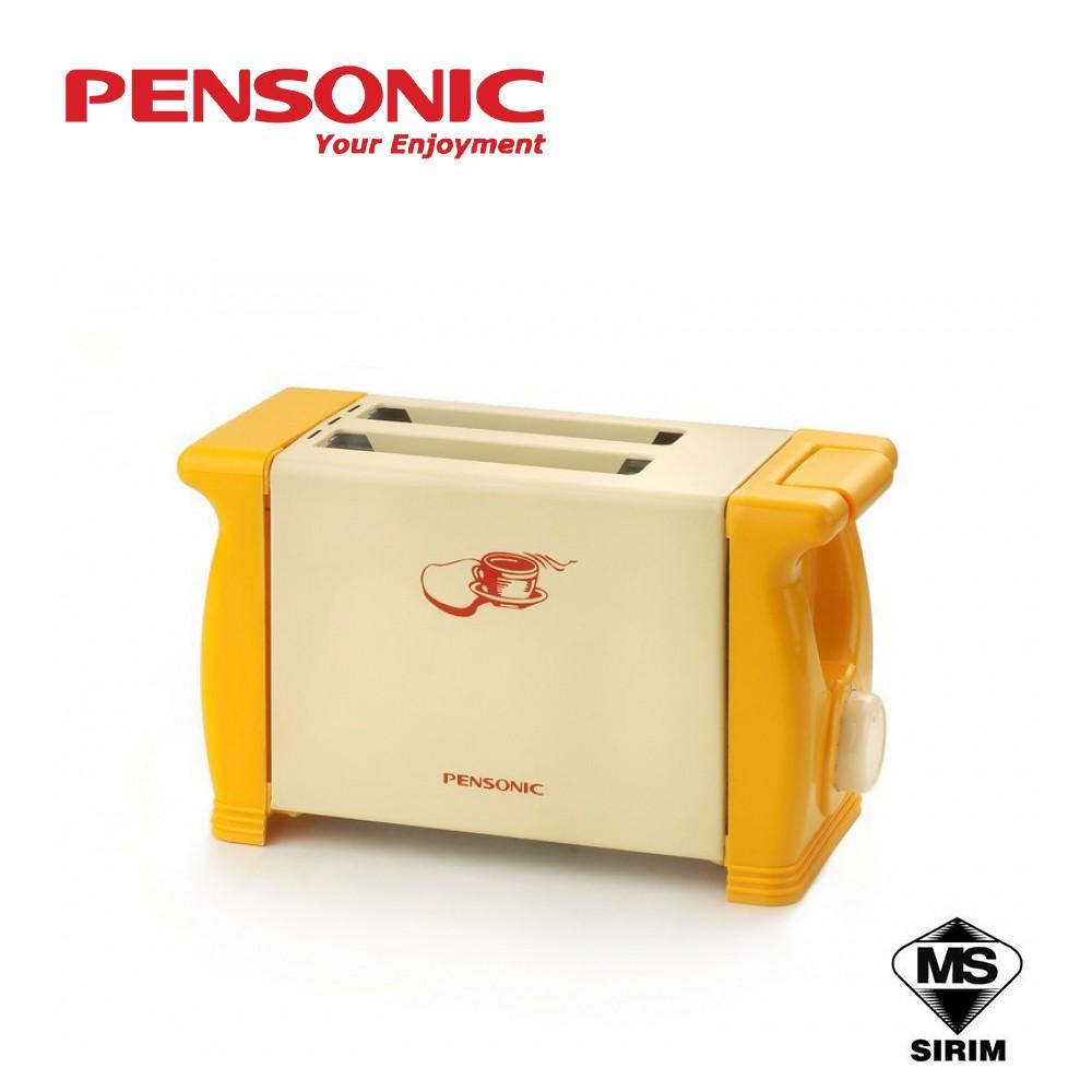 Pensonic 2 Slices Toaster AK-3N