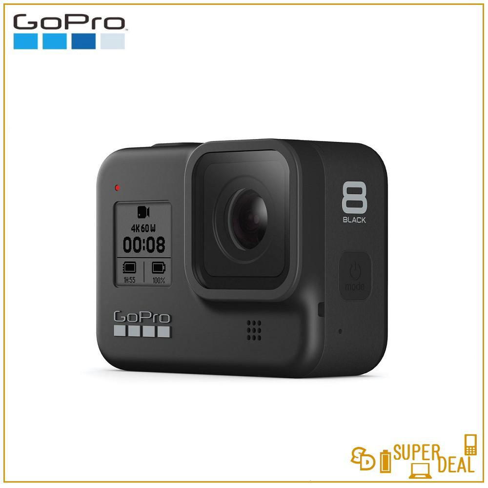 GoPro HERO 8 Black Basic Kit