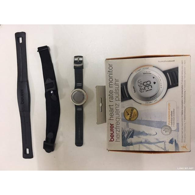 (Ready Stock)Beurer - PM58 heart rate band (used second hand unit)