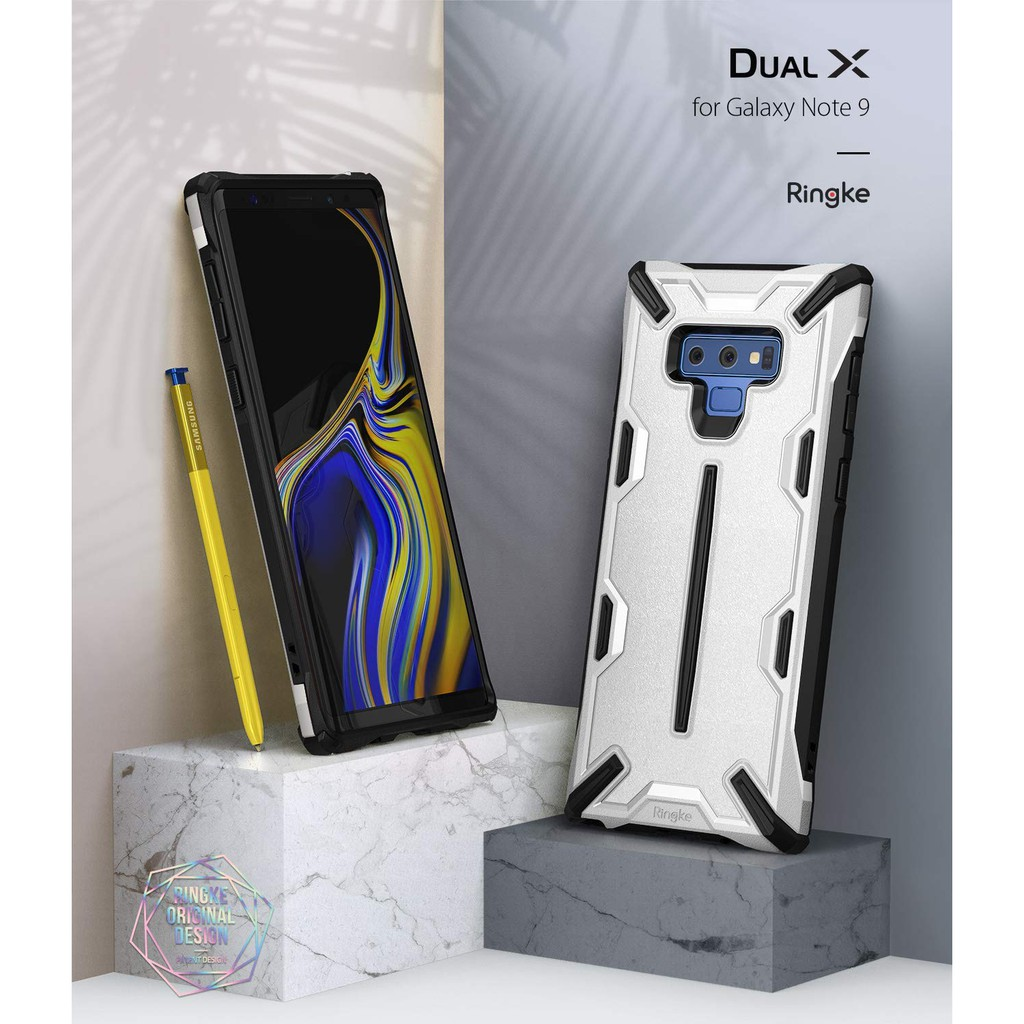 Original Ringke Fusion Dual-X Dual X Galaxy Note 9 case cover | Shopee Malaysia
