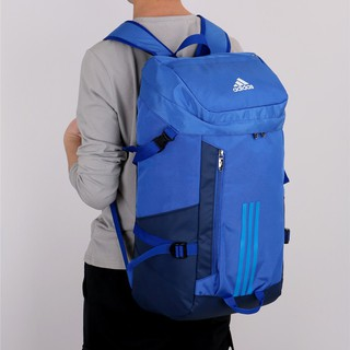 Adidas 3 stripes Man Woman Laptop Travel School Outdoor Hiking Backpack Bag 11c06bfd7b762