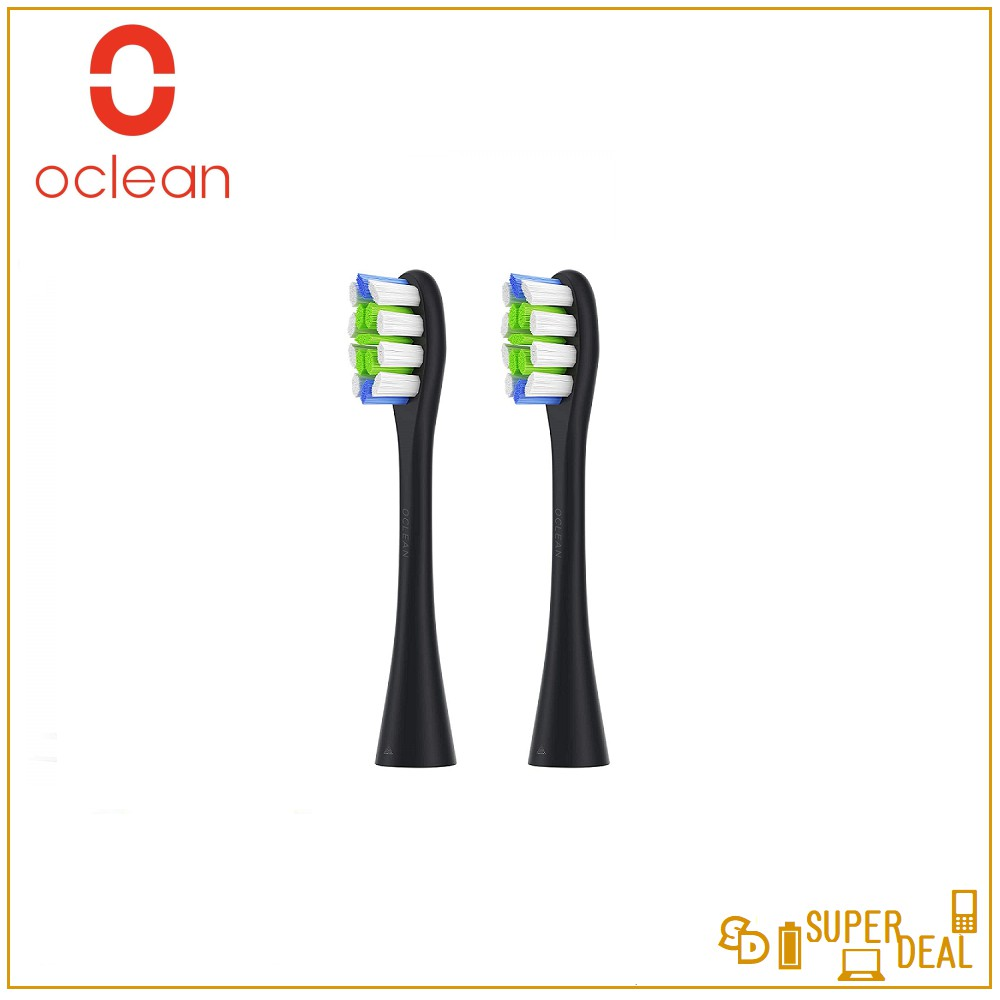 [2PCS] Oclean P5 Toothbrush Head Standard Cleaning for Electric Toothbrush Z1 / One / SE / Air / X Automatic Sonic