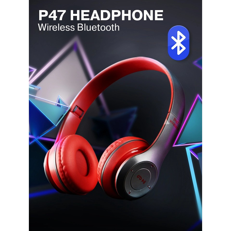 Hand Free Headset USB Charging Wireless Bluetooth Headphone for Mobile Phone Smartphone / Music Accessories CL010