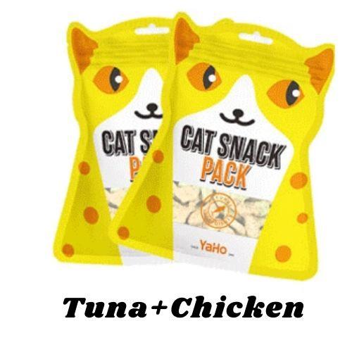 S3 Yaho Cat Biscuit Pet Biscuit Snack Catmint Herb Cat Treats Biskut Kucing Yaho Biskut untuk Si Bulus Comel Snek Kucing