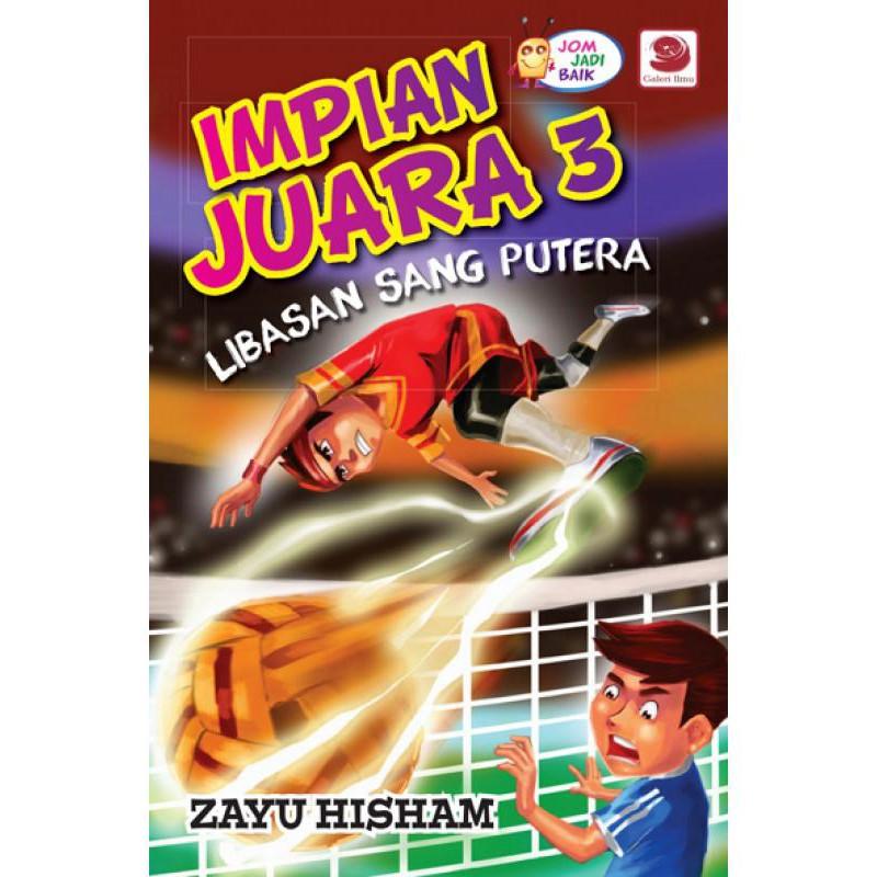 IMPIAN JUARA 3 -  Zayu Hisham