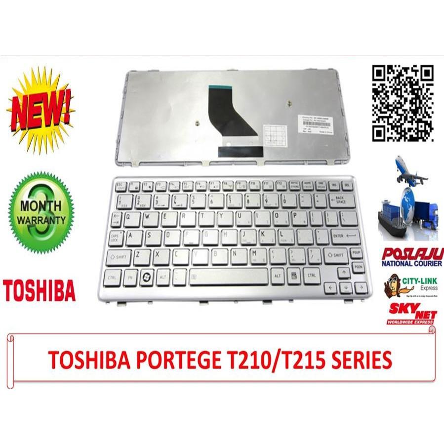 Keyboard For Toshiba Satellite P850 132 133 138 Laptop U400 U500 U505 Series Portege M800 M900 T130 T135 Shopee Malaysia
