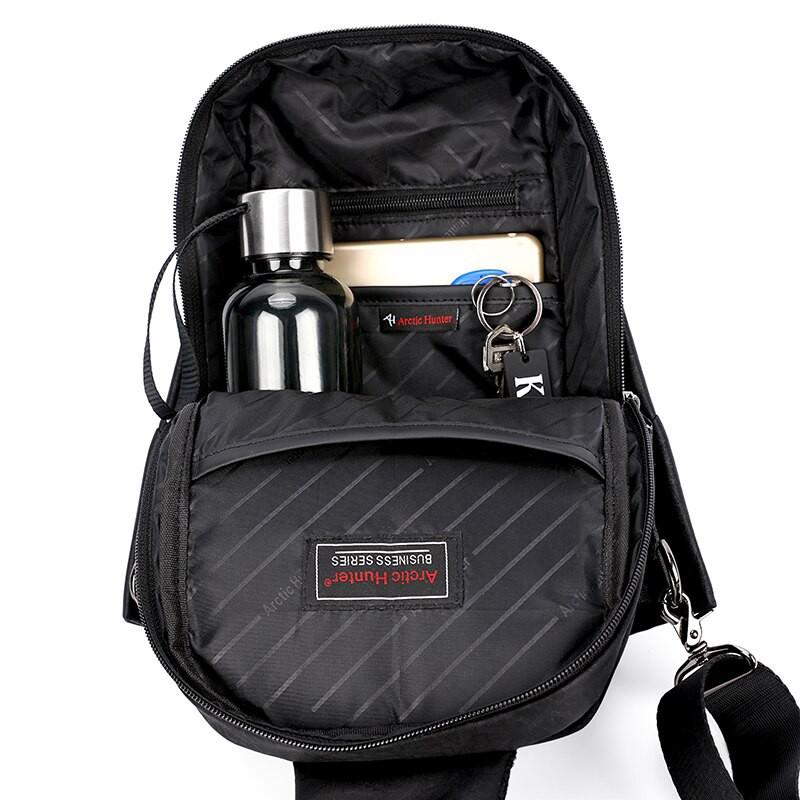 Arctic Hunter i-Leisurez Sling Bag Multifuncational Compact Travel Size Crossbody Light Weight Water Resistant