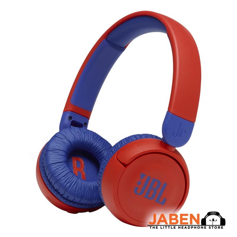 JBL JR310BT Bluetooth Safe Listening Online Class Type-C Colorful Cute Wireless On-Ear Headphones [Jaben] JR310
