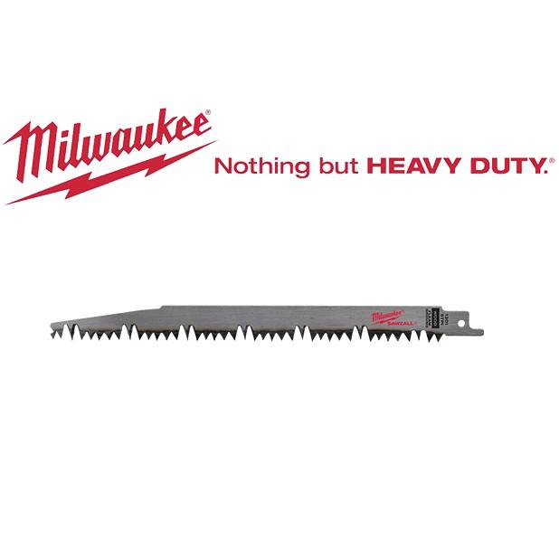 "Milwaukee 9/"" 5Tpi Pruning Blade"