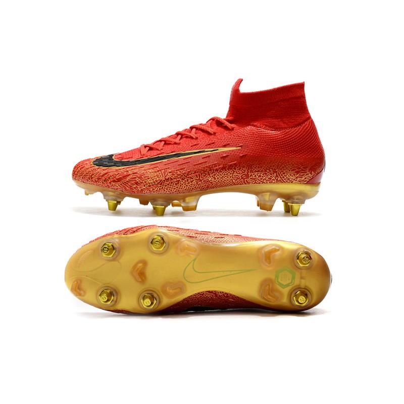huge discount d3648 052da Nike Mercurial Superfly VI Elite CR7 SG AC football shoes