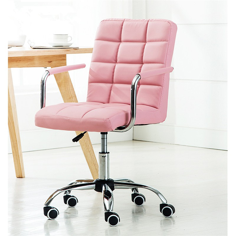 Full Leather Comfort Office Chair