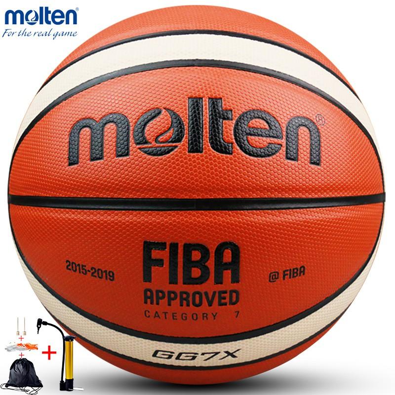 แข่งขันบาสเกตบอลอย่างเป็นทางการจากสหพันธ์ FIBA Molten