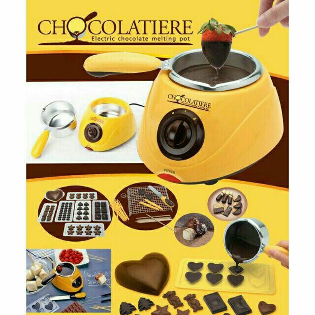 Chocolatiere Electric Chocolate Melting Pot Fondue