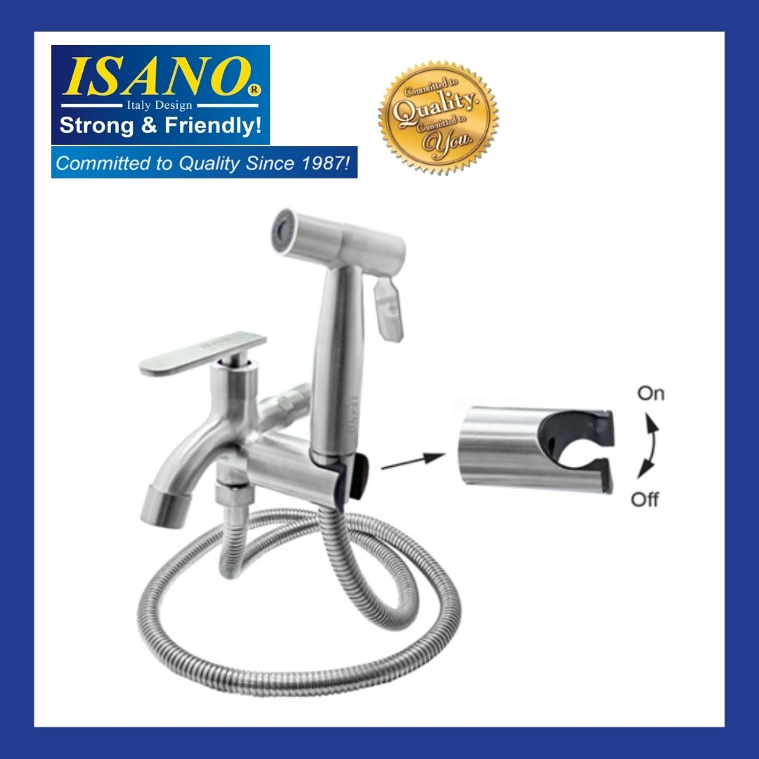 ISANO Faucet SUS304 Stainless Steel 1000TB