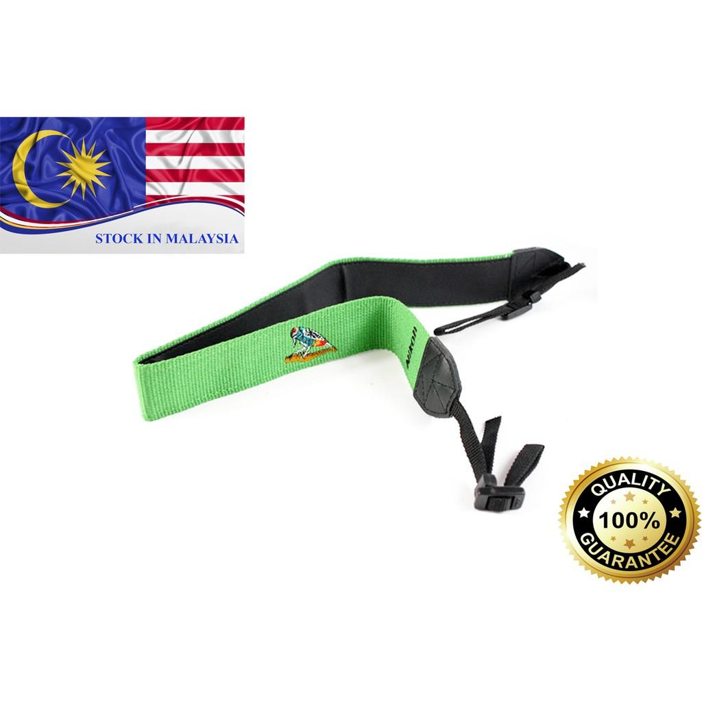 Woodpecker Commemorative Nikon DSLR Nylon-Leather Neck/Shoulder Strap (Ready Stock In Malaysia)
