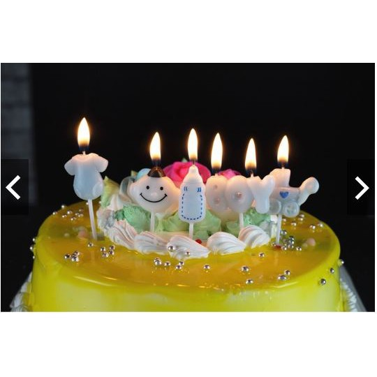 Birthday Cake Candle Not Blowing Out Magic Relighting Candles Trick Gifts Decor