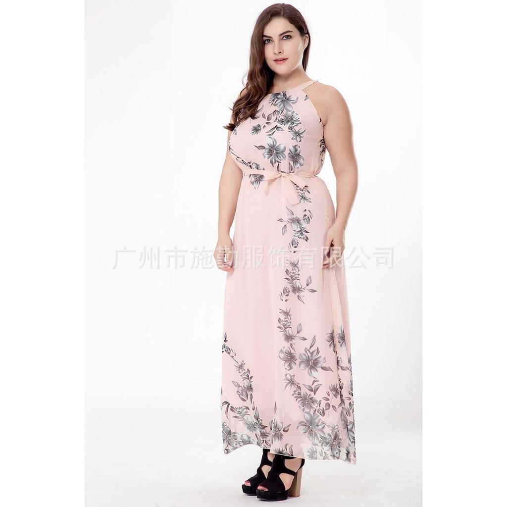 Womens Plus Size Cotton Summer Dresses