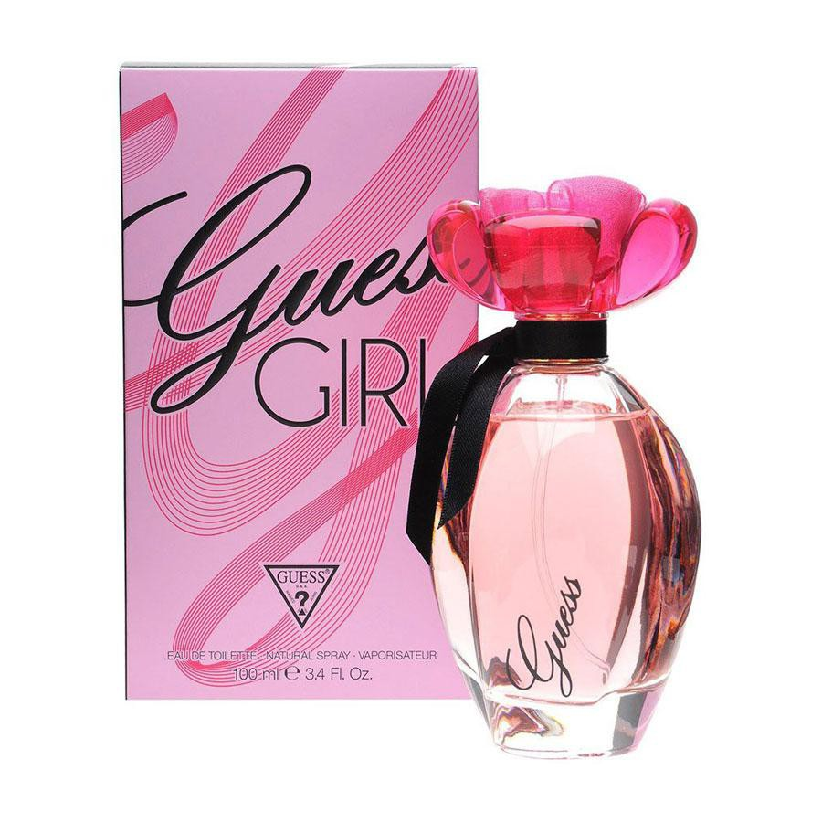 (READY STOCK) Original Guess Girl EDT-100ML For women ...