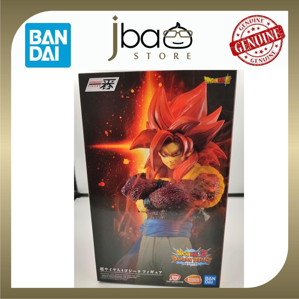 BANDAI Namco ICHIBANSHO FIGURE Dokkan Battle Super Saiyans 4 Gogeta Dragon Ball Z
