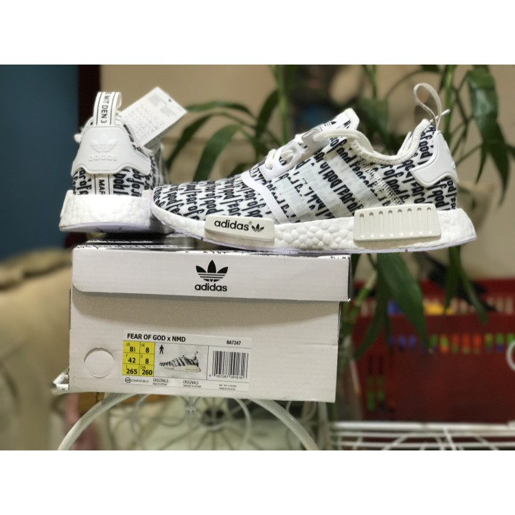brand new 0e9b1 5c6a1 Fear Of God X ADIDAS NMD Running Shoes