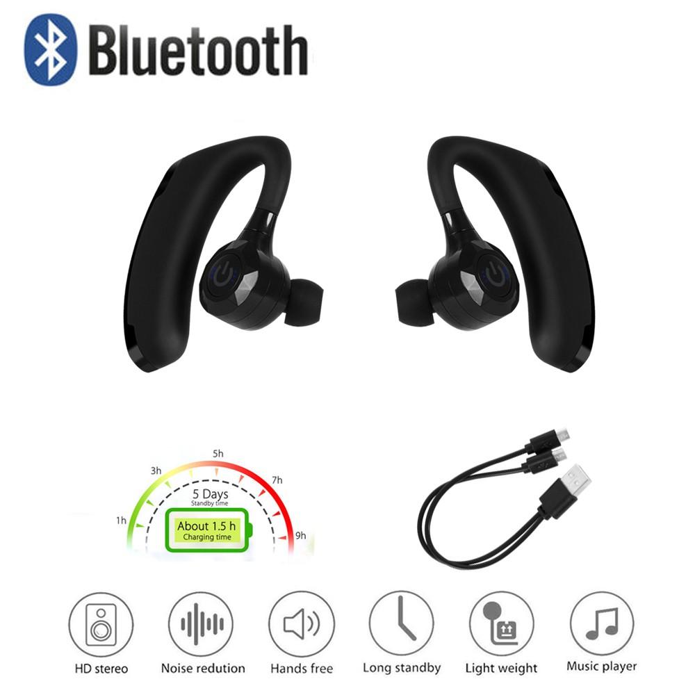 A7 Mini Tws Twins Wireless Bluetooth Stereo Headset In Ear Mic Earphone Asus Oem Earphones Earbuds Shopee Malaysia